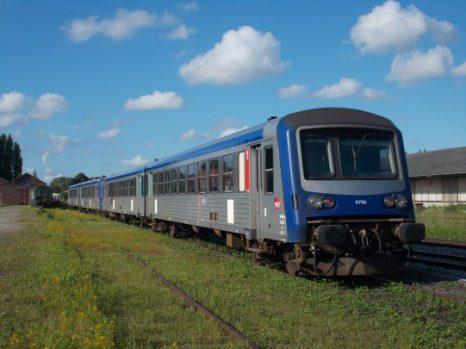 Chemin de fer touristique vallée de l'Aa